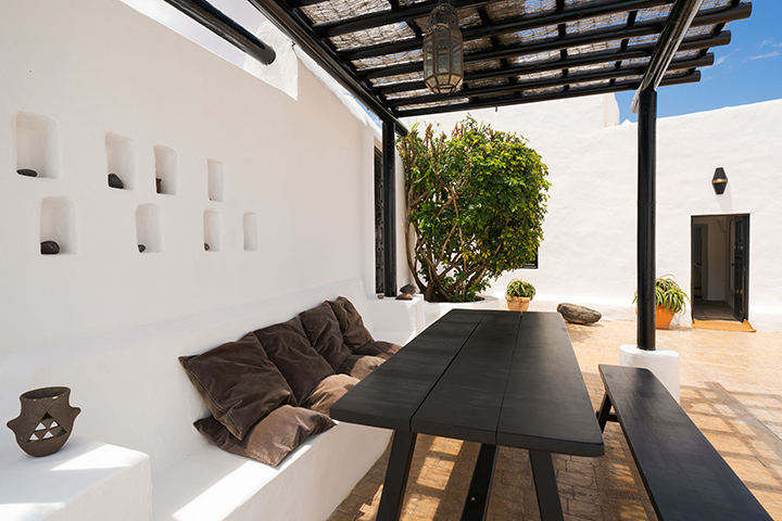 photo of villa in lanzarote